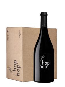Botella y caja del nuevo Hop Hop