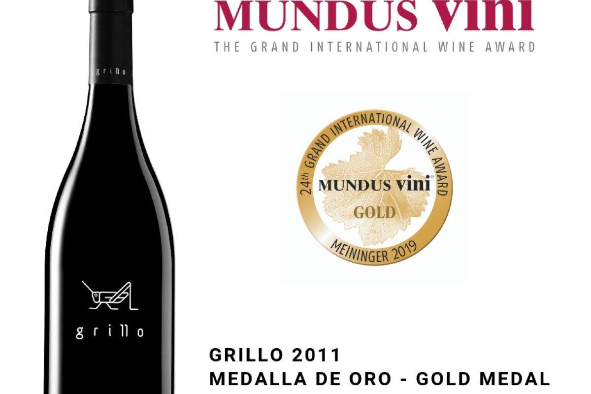 MEDALLA DE ORO - GOLD MEDAL